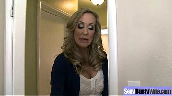 brandi love insatiable housewife with obese huge funbags.