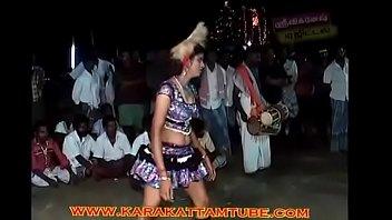 tamil supah hot karakattam village midnight dance fresh.
