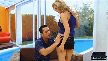 Big boobs Californian blonde amateur girlfriends having sex