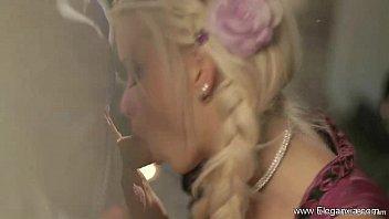 Blonde Fellucia Finest Blowjob Ever
